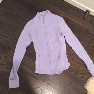 Lulu Lemon Purple Jacket
